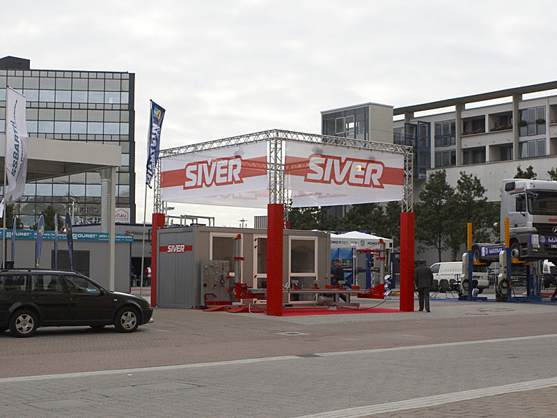 Siver`s success in Automechanika 2008!