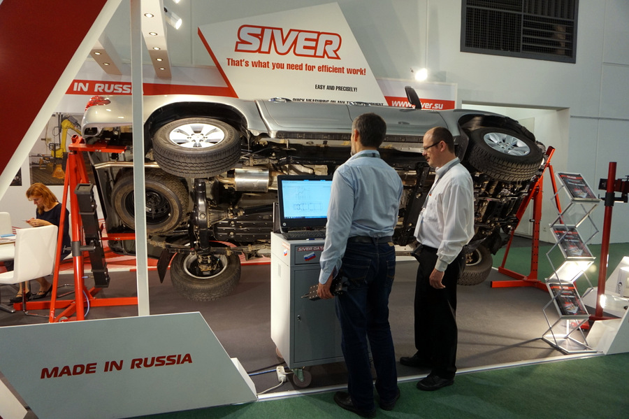 Measuring system SIVER DATA
